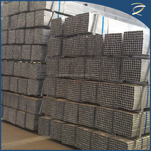factory price ms erw square tube sizes tianjin