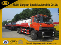 factory sell 18000 liters Dongfeng water tank truck