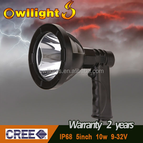 Hunting Flashlight, Camping Torch, Traveling Flashlights Searching and Rescuing Torches Camping Hunting LED Light OL5010