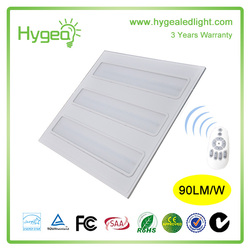 45w high quality competitive led grille panel light super bright replace expensive ceiling light