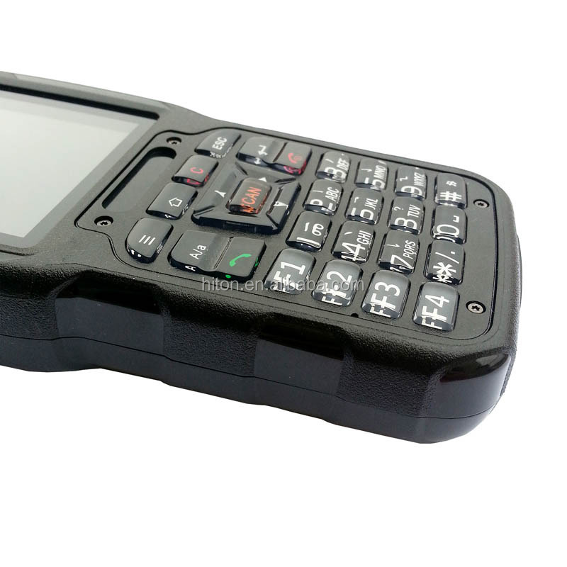 Cheap price android PDA handheld terminal with 1D scanner