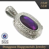 2015 Hot Sales Custom Made Magatama Pendant