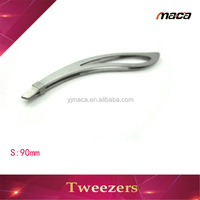 TW1216 wholesale cute slant tip nail scissor eyebrow tweezers