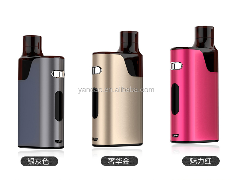 E cig vaping wholesale all in one sub ohm tank best vaporizer battery mod 30w e-cigarette box mod