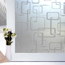 decorative glass film for privacy decoration