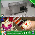 Fast cooling energy saving rolled fried soft ice cream machine