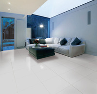 Eagle Ceramics super super white porcelain tile, nano polish vitrified floor tiles