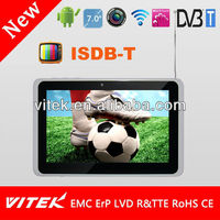 Sale 7 inch Quad Core Tablet 3G WiFi Bluetooth GPS TV