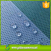 Bed Cover Sheet Sms Nonwoven Fabric