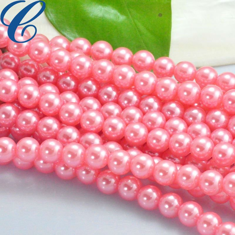 China Bead Manufacturer Glass/Plastic/Shell Pearl Bead