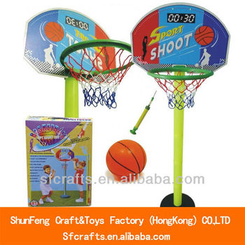 Sport toy plastic basketball board