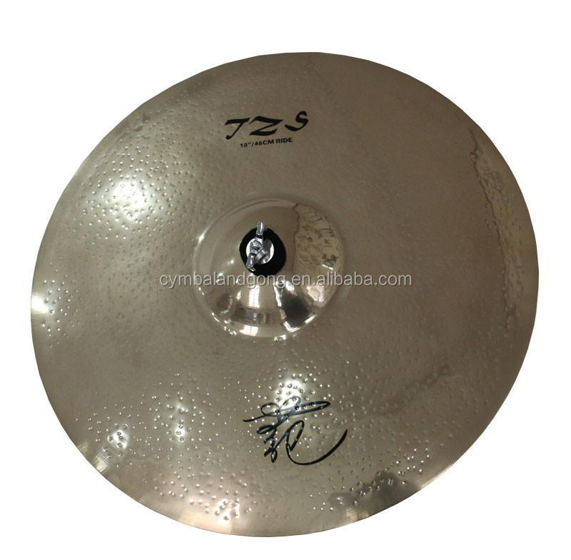 Tongxiang Cymbal Rock School cymbal Set For Drum Kit with Cheap Price