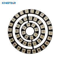 New 8 16 24 WS2813 multicolor addressable pixel led circle ring