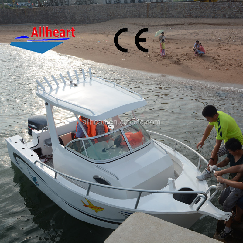speed sport aluminum fishing boat for sale 5.8M