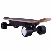 Hot Selling Remote Motorized boosted Electric Skateboard Lithium-ion Battery fast electric skateboard(ESK03)