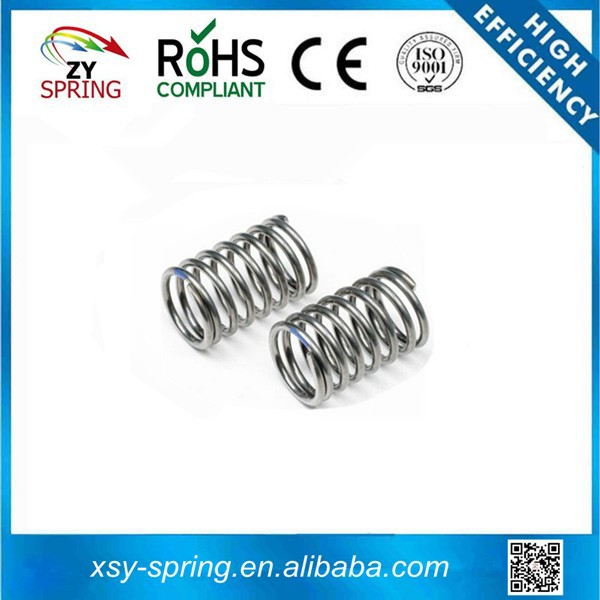 Produce small truck leaf compression springs for high quality and high performance