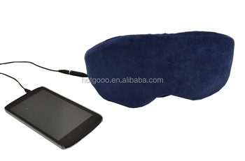 Great soft sleep masks with headphones for blocking out light