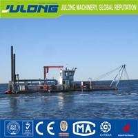6 inch portable gold dredging barge on sales
