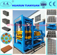 Tianyuan de bricking machine machine 6-15B (fames Tianyuan of china)