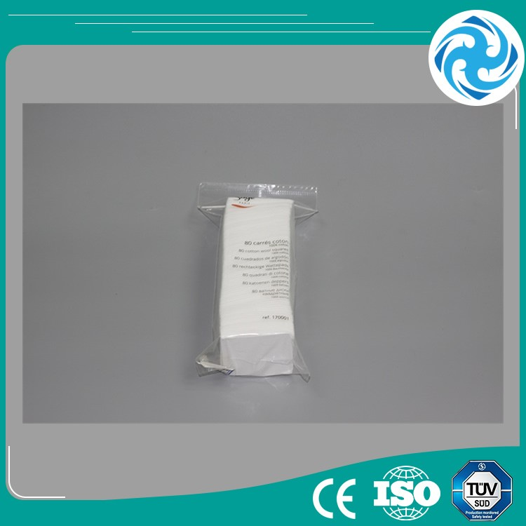 Companies cotton pad,lifting absorbant cotton pad