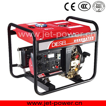 portable diesel generator/open diesel generating units