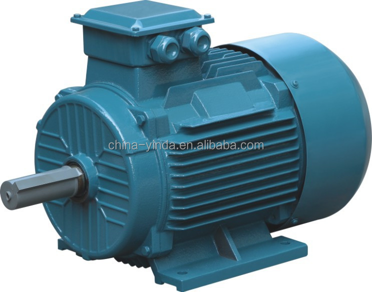 3-phase 3500rpm AC Mini engine electirc motor and elektro motor 5.5HP