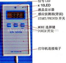 Ion tester for scalar pendant