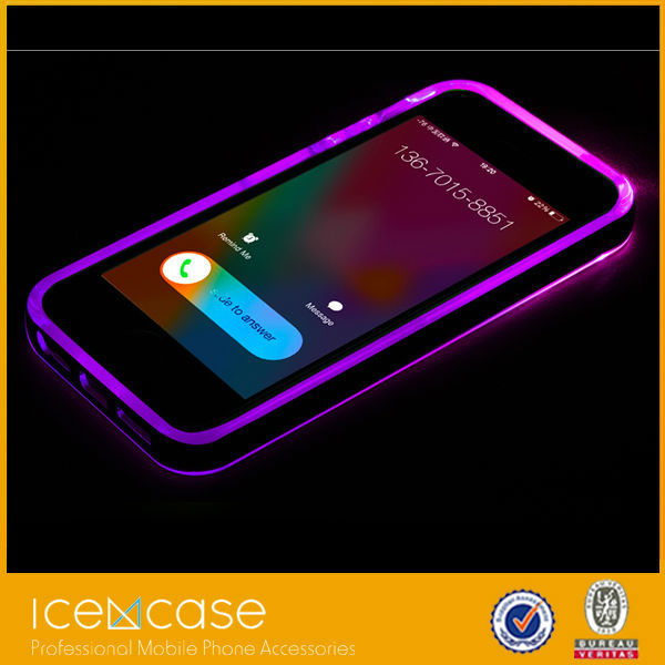 Hottest new product Flash Rock Case For iPhone 6
