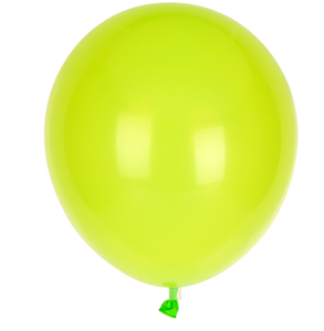 12inch 2.8g flying helium round shaped floating lighted balloons