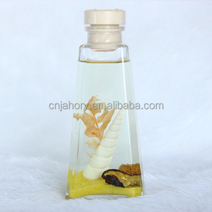Never Withered Ornament Flowers Decoration Herbarium in Oil Bottle Preserved Flower