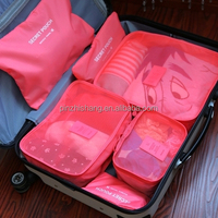Portable Foldable 6 Piece Organizer Travel