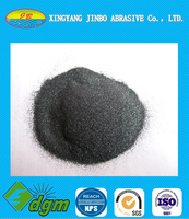 black silicon carbide sponge abrasive sanding block for drywall polishing