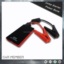 Car Member wholesale 8000mah auto jump starter power bank minimax battery charger