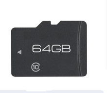 Top quality micro memory sd card 64gb