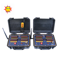 Factroy price 48 channels 500 M Remote control Digital fireworks firing system(DBR05-X24/48)