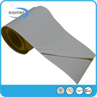 removable sun protection self adhesive static cling window film