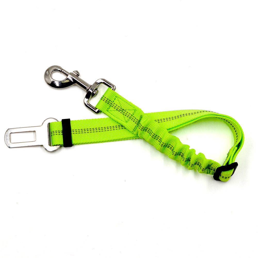 Wholesale Customize Nylon Adjustable Pet Training Dog Car Seat Belt,Dog Seat Belt
