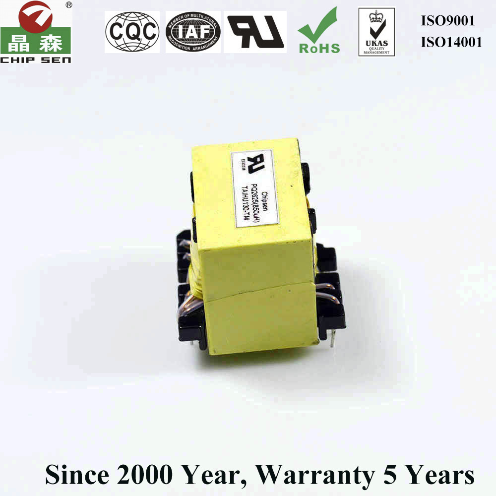 5 Years Warranty PQ2625 R30 R Core Power Transformer UL ROHS Certified