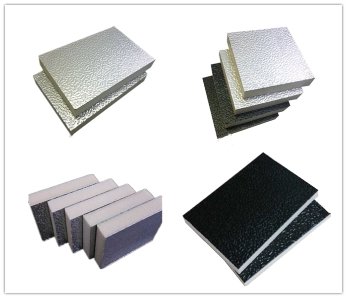 Polyurethane Foam Sandwich Panels/External Insulation Board