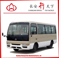 CHANGAN BUS MODEL SC6728BL Mini Bus bus for sale