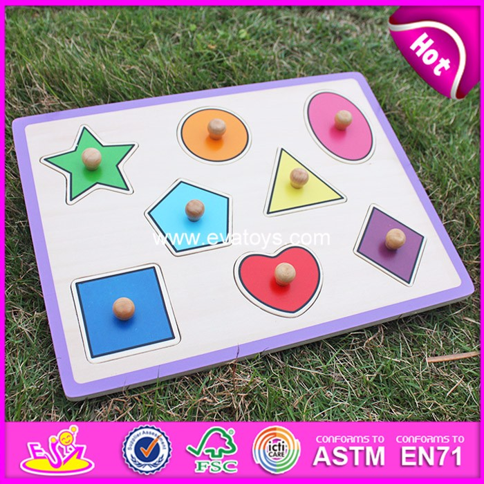 2018 intelligent wooden puzzle/custom jigsaw puzzle/3d puzzle game