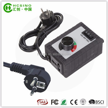 Speed Controller for Fan,Power Tool