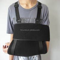 black color arm sling& swathe