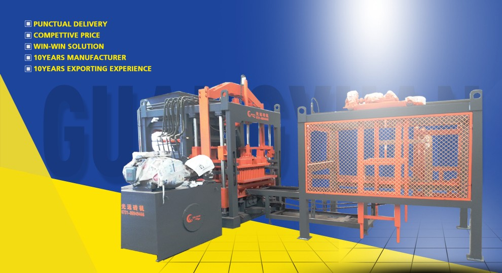 Guang zhou office concrete block machine line Ghana concrete block machine Ghana concrete block machine Ghana price