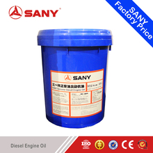 SANY Hot Sale Excavator Parts Diesel Engine Oil CH-4 15W-40 18L of Used Engine Oil