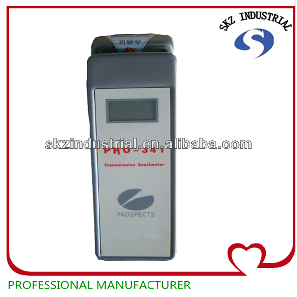 Electronic portable densitometer