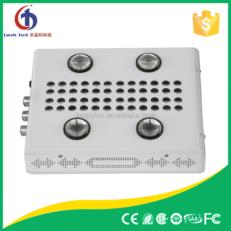 shenzhen vanq most powerful cob led grow light with high lumen output,integrated cheap 600w led grow light full spectrum