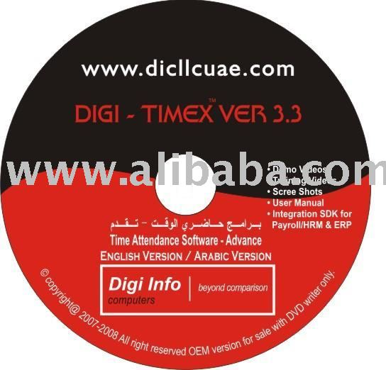 DIGI INFO-WEB BASED TIME ATTENDANCE SOFTWARE,DUBAI,UAE