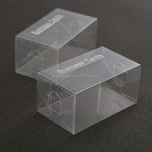 sunglasses pvc packing box /Clear plastic pakage box for sun glasses