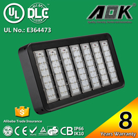 With 8 Years Warranty IP67 TUV GS UL DLC CE RoHS Listed 280W 300W Outdoor Led Lights